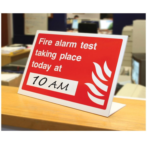 fire alarm regulations - how to test a fire alarm